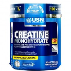 Креатин USN Nutrition Micronized Creatine Monohydrate (300 г)