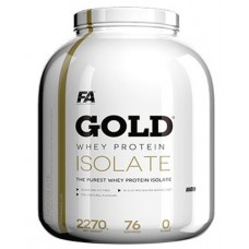 Протеин Fitness Authority Gold Whey Protein Isolate (2,3 кг)