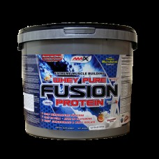 Протеин AMIX Whey Pure Fusion Protein (4 кг)