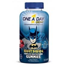 Витамины для детей One A Day Kids Multivitamin Batman (180 шт)