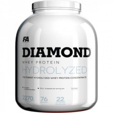 Протеин Fitness Authority Diamond Hydrolysed Whey Protein (2,27 кг)