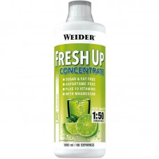 Энергетики Weider Fresh Up Concentrate (1000 мл)