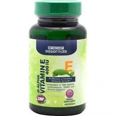 Витамины Betancourt Nutrition Vitamin E 400 IU (100 капс)