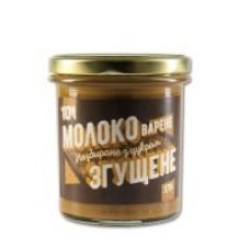Заменители питания TOM peanut butter Молоко варене згущене (370 г)