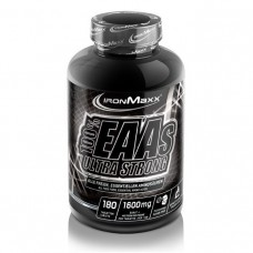 Аминокислоты IronMaxx 100% EAAs Ultra Strong (180 таб)
