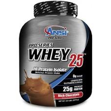 Протеин ANSI Pro-Series Whey 25 (2.268 кг)