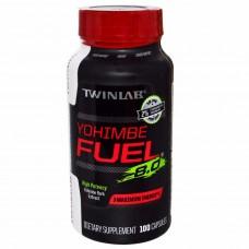 Жиросжигатель Twinlab Yohimbe Fuel 8.0 (100 капс)