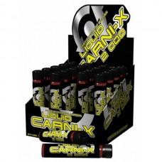 Жиросжигатель L-карнитин Scitec Nutrition Carni-X Liquid 2000 (20*25 мл)