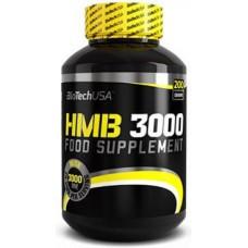 Аминокислотный комплекс BioTech HMB 3000 (200 г)