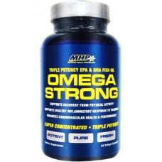 Комплекс незаменимых жирных кислот MHP Omega Strong (60 капс)