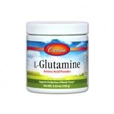 Глютамин Carlson L-Glutamine (100 г)