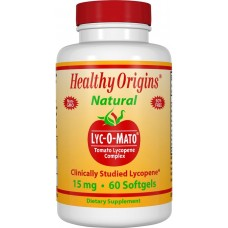 Ликопин + Селен + Витамин Е Healthy Origins Lyc-O-Mato Clinical Trio (60 желатиновых капсул)