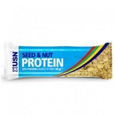 Батончики USN Savoury Seed & Nut Protein Bar (65 г)