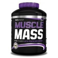 Гейнер BioTech Muscle Mass (2270 г)
