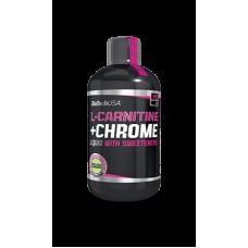 Жиросжигатель BioTech L-Carnitine 35.000 mg + Chrome (500 мл)