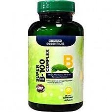 Витамины Betancourt Nutrition Essentials B-Complex (100 капс)