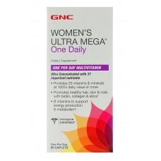 Витамины для женщин GNC Women's Ultra Mega One Daily (60 таб)