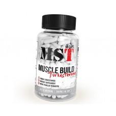 Бустер тестостерона MST Nutrition Muscle Build Turkesterone (90 капсул)