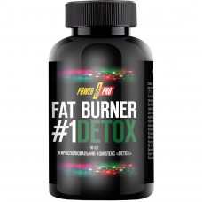 Для снижения веса Power Pro Fat Burner #1 Detox (90 таб)
