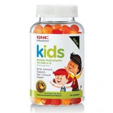 Витаминно-минеральный комплекс для детей GNCMilestones Kids Multi Gummy (120 шт)