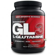 Глютамин AST GL3 L-Glutamine (1,2 кг)