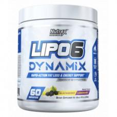 Для снижения веса Nutrex Lipo 6 Dynamix (258 г)