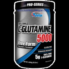 Глютамин ANSI L-Glutamine 5000 (1 кг)