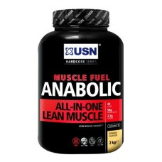Гейнер USN Nutrition Muscle Fuel Anabolic (2 кг)
