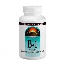 Витамин В 1 Source Naturals Vitamin В-1 100 мг (100 таблеток)