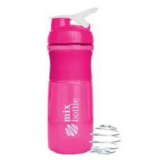 Шейкер Mix Bottle Pink (760 мл) - Розовый
