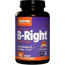 Витамины Jarrow Formulas B-right Complex (100 капс)