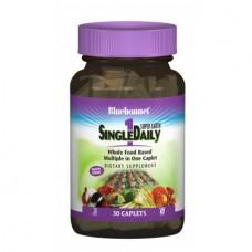 Витамины без железа Bluebonnet Nutrition Single Daily (30 капусл)