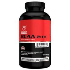 BCAA аминокислоты Betancourt Nutrition BCAA 2:1:1 (300 капс)