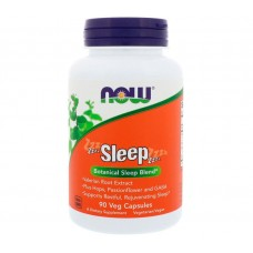 Снотворное NOW Foods Sleep (90 капс)