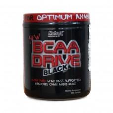 BCAA аминокислоты Nutrex BCAA Drive Black (200 таб)