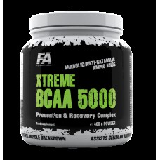 BCAA аминокислоты Fitness Authority Xtreme BCAA 5000 (400 г)