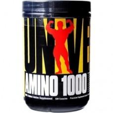 Аминокислоты Universal Nutrition Amino 1000 (500 капс)