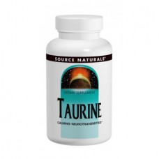 Аминокислоты Source Naturals Taurine 1000 мг (240 капсул)