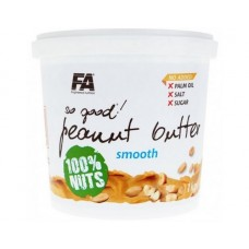 Заменители питания Fitness Authority So Good! Peanut Butter smooth (1 кг)