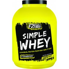 Протеин Full Force Simple Whey (2.27 кг)