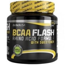 BCAA аминокислоты BioTech BCAA Flash (540 г)