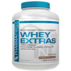 Протеин Pharma First Whey Extras (2250 г)