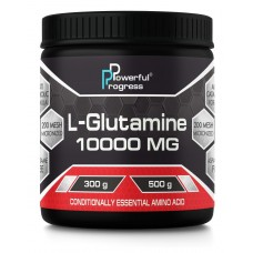 Глютамин Powerful Progress L-Glutamine (300 г)