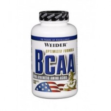 BCAA аминокислоты Weider All Free Form BCAA (130 таб)