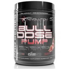 Предтренировочный комплекс Revolution Nutrition Bull Dose Pump (640 г)