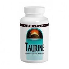 Аминокислоты Source Naturals Taurine 1000 мг (120 капсул)