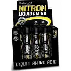 Аминокислоты BioTech Nitron Liquid Amino ampoules (20х25 мл)