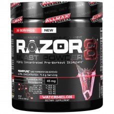Предтренировочный комплекс Allmax Nutrition Razor8 30 порц. (570 г)
