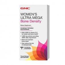Витамины для женщин GNC Women's Ultra Mega Bone Density (240 таб)