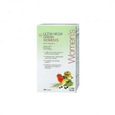 Витамины для женщин GNC Ultra Mega Green Womens (60 таб)